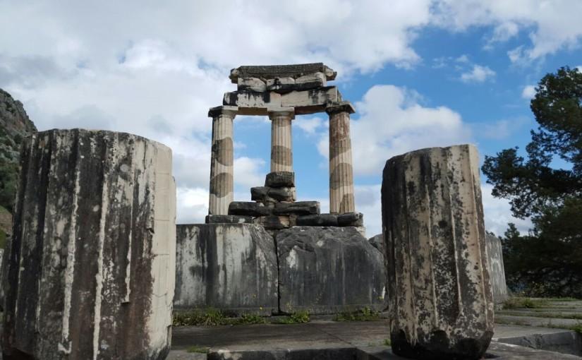 Delphi – Tanrıların Dağı –Yunanistan