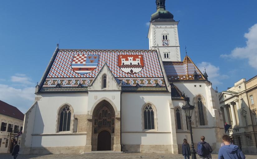 Zagreb… Sakin veMedeni..
